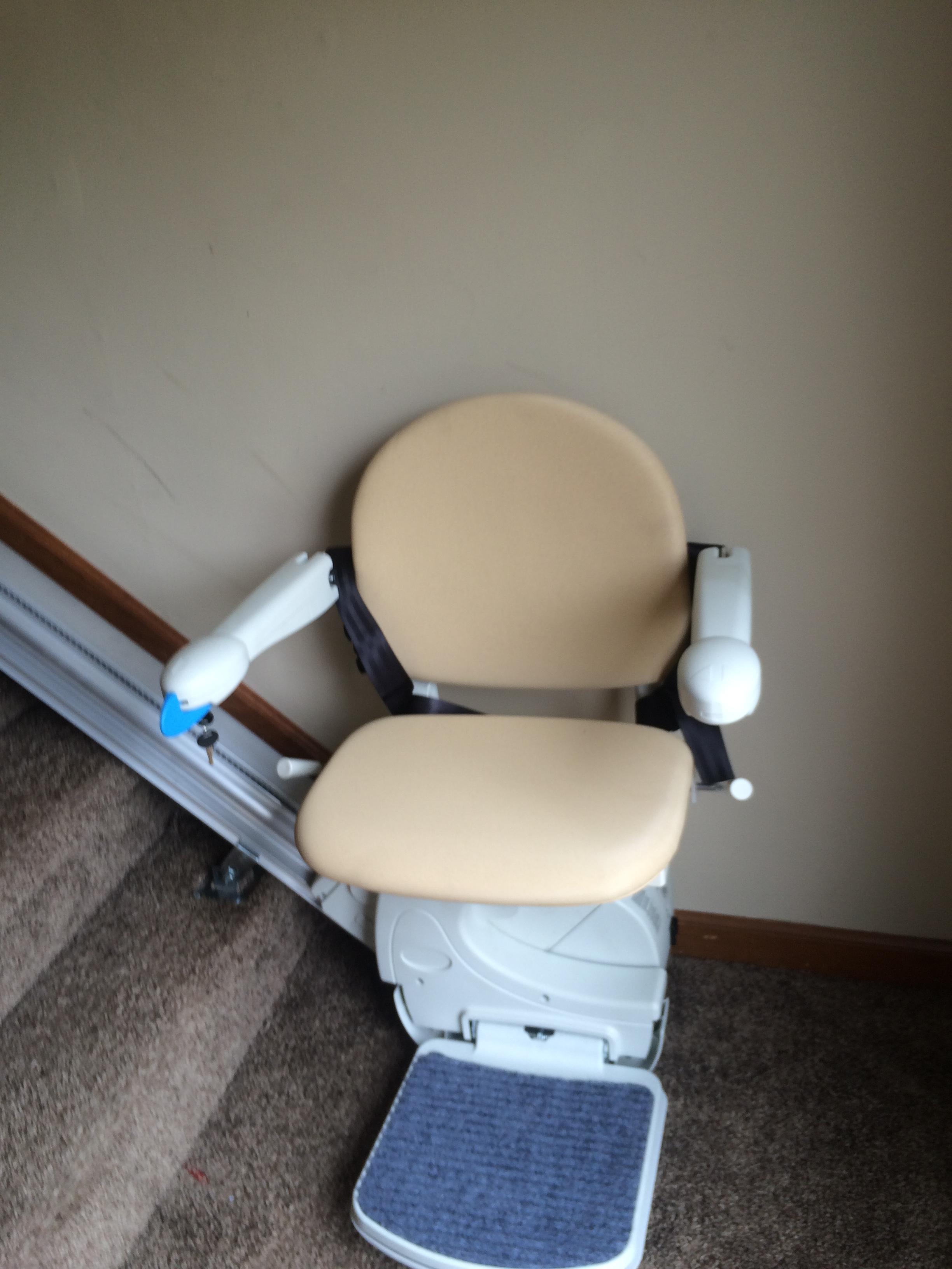 Handicare 950 Stairlift