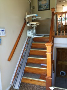 Handicare 950 Stairlift Long Island